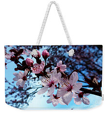 Flowering Of The Plum Tree 6 Weekender Tote Bag