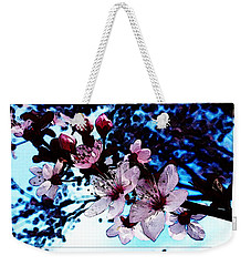 Flowering Of The Plum Tree 7 Weekender Tote Bag