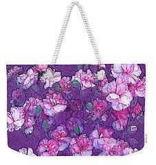 Flowers #063 Weekender Tote Bag