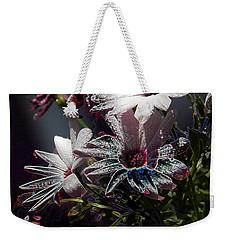 Flowers Weekender Tote Bag by Stuart Turnbull
