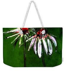 Flowers - 14april2017 Weekender Tote Bag by Jim Vance