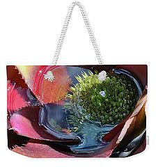 Flowers 8 15 Weekender Tote Bag