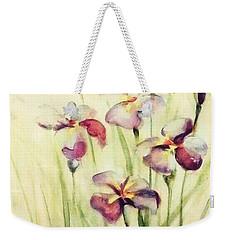 Flowers Weekender Tote Bag by Allen Beilschmidt