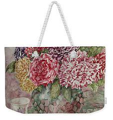 Flowers Arrangement  Weekender Tote Bag