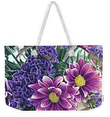 Flowers From Daughter Weekender Tote Bag