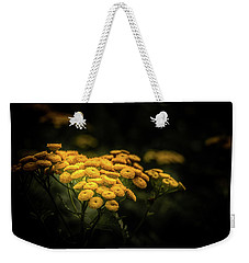 Weekender Tote Bag featuring the photograph Flowers From Lullingstone by Ryan Photography