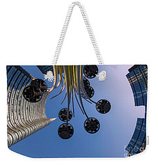 Flowers Weekender Tote Bag by Giuseppe Torre