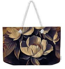 Flowers In Fall Weekender Tote Bag