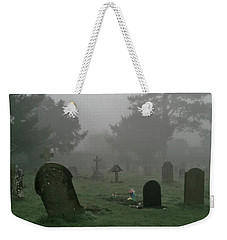 Flowers In The Mist Weekender Tote Bag
