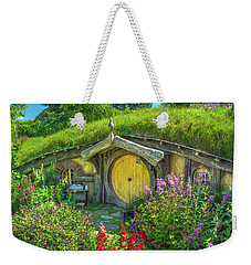 Flowers In The Shire Weekender Tote Bag
