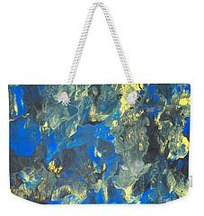 Flowers In The Sky Weekender Tote Bag