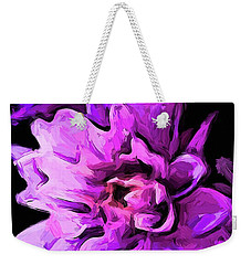 Flowers Of Lavender And Pink 1 Weekender Tote Bag