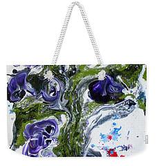 Flowers Of The Mind Weekender Tote Bag