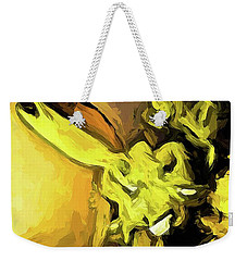 Flowers Of Yellow 1 Weekender Tote Bag
