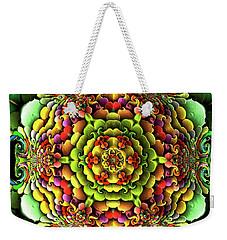 Flowerscales 61 Weekender Tote Bag