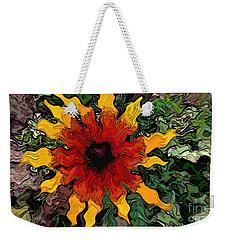 Flowerworks Weekender Tote Bag