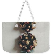 Flowery Teapot Weekender Tote Bag