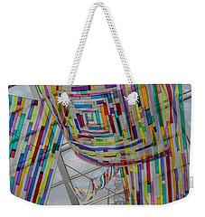 Flowing Color II Weekender Tote Bag
