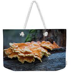 Flowing Fungus Weekender Tote Bag