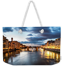 Flowing Weekender Tote Bag