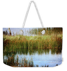 Flowing Water Free Of Sadness Weekender Tote Bag