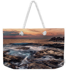 Flowing Waters Weekender Tote Bag