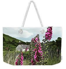 Floxglove In The Wild Weekender Tote Bag