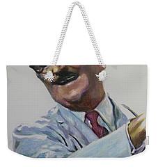 Floyd The Barber In Color Weekender Tote Bag