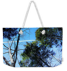 Flt 800 Weekender Tote Bag by Michael Nowotny