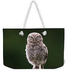 Fluffy Mcfluff-face Weekender Tote Bag