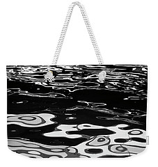 Fluid Abstract Weekender Tote Bag
