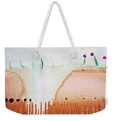 Fluid Earth Weekender Tote Bag