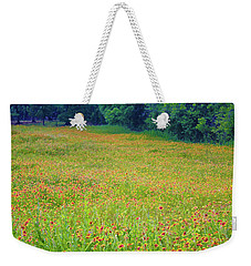 Flush With Flowers Weekender Tote Bag
