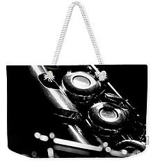 Flute Series IIi Weekender Tote Bag