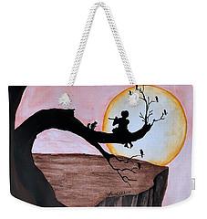 Flutist Weekender Tote Bag