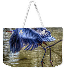 Fly Away Weekender Tote Bag by Sumoflam Photography