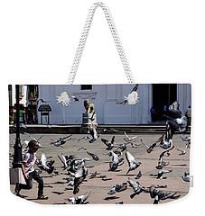 Fly Birdies Fly Weekender Tote Bag
