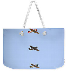 Fly Boys Weekender Tote Bag