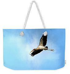 Fly By 2 Weekender Tote Bag