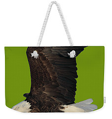 Fly By Weekender Tote Bag