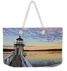 Fly By Morning Weekender Tote Bag