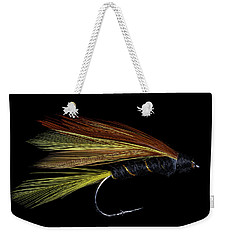 Fly Fishing 3 Weekender Tote Bag