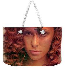Fly In My Eye Weekender Tote Bag