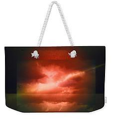fly Weekender Tote Bag