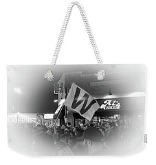 Fly The W Weekender Tote Bag