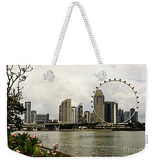 Fly With Me Weekender Tote Bag