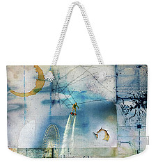 Flyboard - Freestyle Weekender Tote Bag