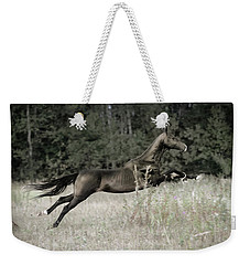 Flying Arrow Weekender Tote Bag