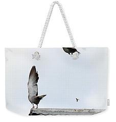 Flying Away Weekender Tote Bag by Beth Vincent