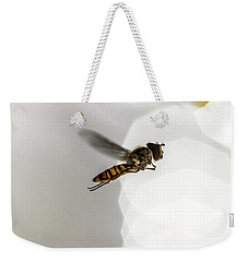Flying Bell Weekender Tote Bag